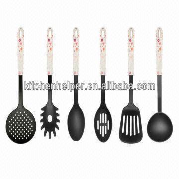 Kitchen Accessories Names cheap nylon kitchen accessories 1. item name:nylon kitchen tools 2
