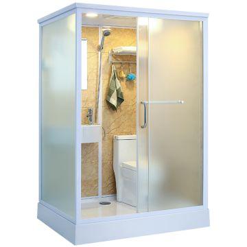 . Small Modular Bathroom Pods  FRP prefab bathroom  cheap complete