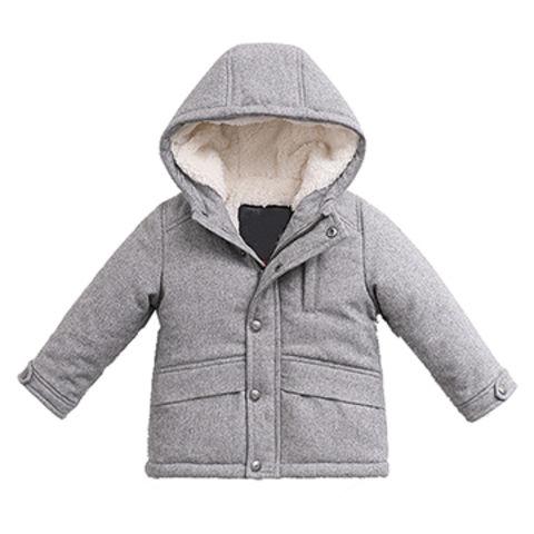 a02de857f7a China La chaqueta del invierno de la tela del paño grueso y suave del OEM  para ...