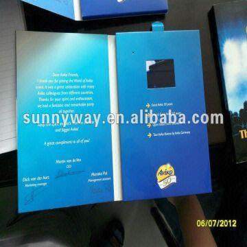 43inch video display greeting cardsdigital greeting card global china 43inch video display greeting cardsdigital greeting card m4hsunfo