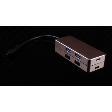 China High speed type c USB hub supporting PD 2.0 for macbook