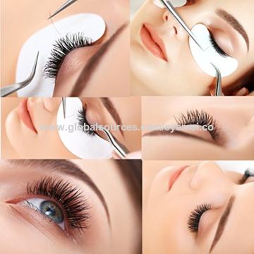 88337f3ba8d ... China Eyelash Extensions 0.20 C Curl 9mm Black Natural Faux Mink  Eyelash Extensions Single Length ...