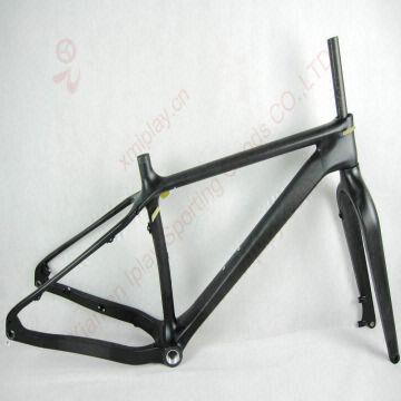 IPLAY new design carbon fat bike frame fat bike frame rear axle 197 ...