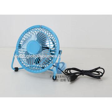 """China 4"""" USB Fan,table Fan"""
