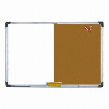 Aluminum Frame Half Whiteboard
