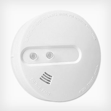 EN14604 approved wired and wireless smoke alarm detector fire sensor