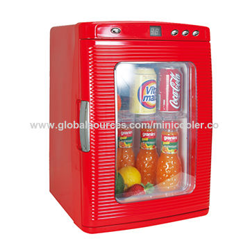 25L 12V thermoelectric mini refrigerator, reptile egg