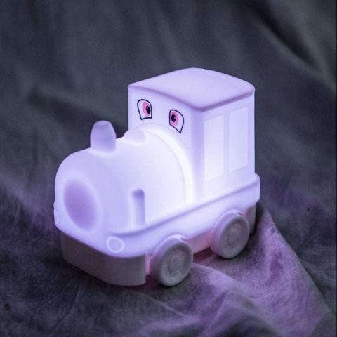 China Silicone Night Lamp Desktop Mini Train Boy Toys Bedroom Car Night Light On Global Sources Soft Silicone Light Silicone Night Lamp Night Light