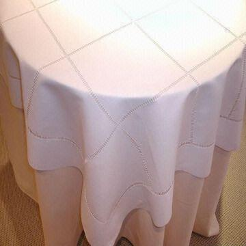 Lovely Vietnam Hand Embroidery Table Cloth Material Table Cloth:100%cotton More  Size,design