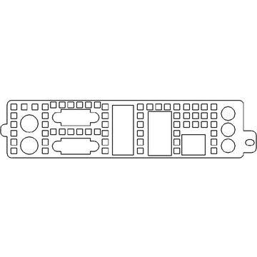1U Supermicro ATX LGA775 I/O shield | Global Sources