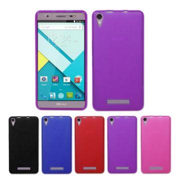 pretty nice 44733 1ac38 BLU LIFE XL /L050U Tpu cell phone Case,Multi-color Slim Fit Soft ...