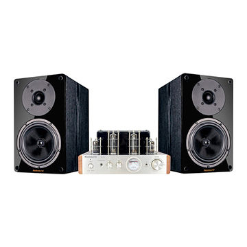 China Bookshelf Speaker And Bluetooth Amplifier Suit