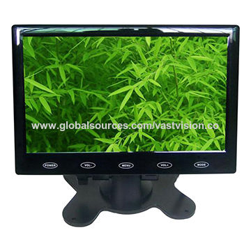 China 9 Inch Stand Alone Car Lcd Monitor