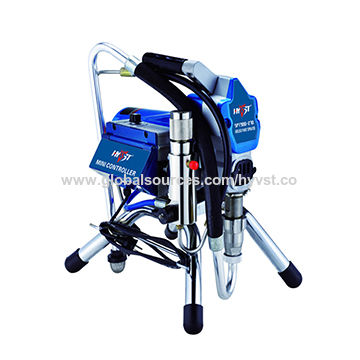 China HYVST Airless Paint Sprayer SPT900-270 Spray Paint