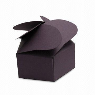 Folding Gift Box with Rigid Paper, Customized Specifications are ...