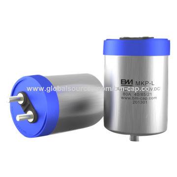 Dc link capacitor circle aluminium case widely used in wind power dc link capacitor china dc link capacitor sciox Choice Image