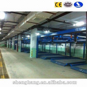 China Underground Parking Design/Steel Structure Car Garage/Car Lift  Parking/Car Park