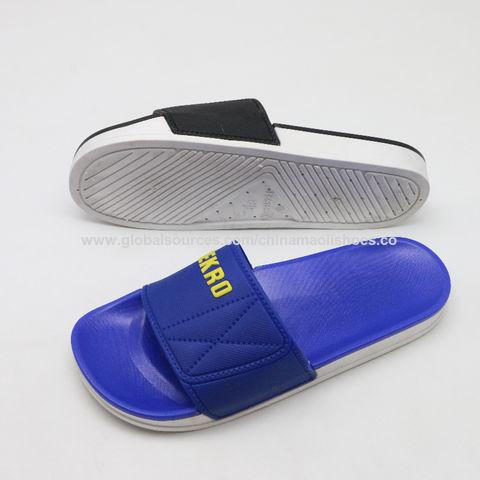 d36e1c05d China PVC upper beach slipper new design footwear flip lops sport sandals  for men ...