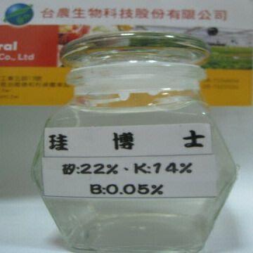 Taiwanagri Si Liquid Compound Fertilizer | Global Sources