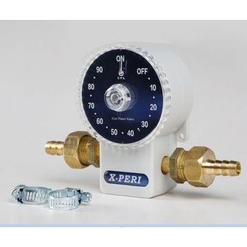 Auto Gas Shut Off Timer For Bbq Grill Cylinder