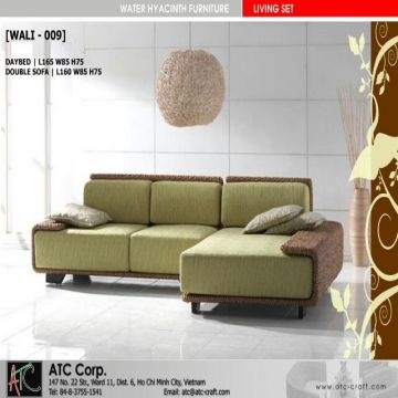 Outstanding Water Hyacinth Sofa Sets Indoor Furniture Global Sources Ncnpc Chair Design For Home Ncnpcorg