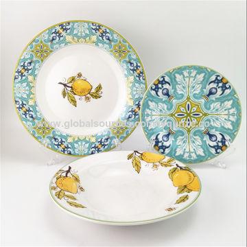 New design porcelain dinnerware sets China New design porcelain dinnerware sets & China New design porcelain dinnerware sets fashionable with elegant ...