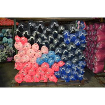 Stocklot Knitted Fabric | Global Sources
