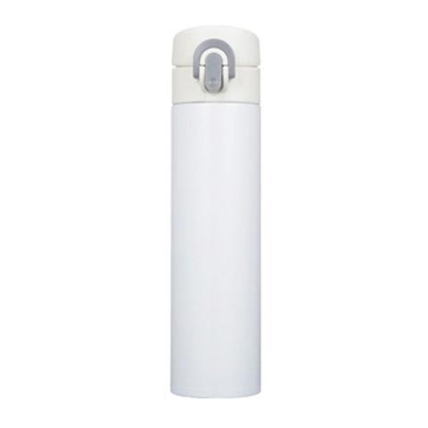 China 11oz blank stainless steel vacuum coffee travel white