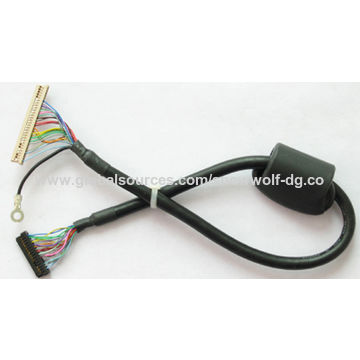 B0610210886 oem odm aeg electrolux washing machine wiring harness global sources oem wire harness manufacturers at soozxer.org