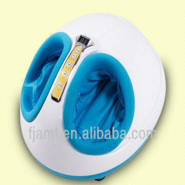 ... China 1)cute Portable Egg Shape Roller Foot Massager 2)infrared Heat 3)