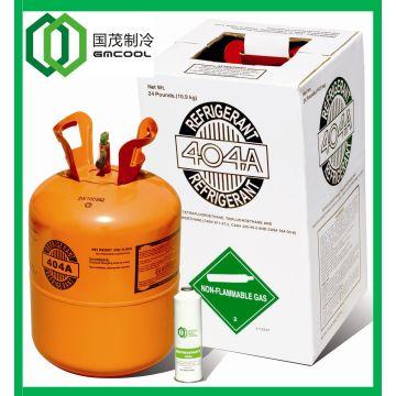 Environment Friendly Refrigerant Gas R404a Altern