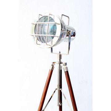 Designer nautical tripod floor lamp retro maritime focus searchlight india designer nautical tripod floor lamp retro maritime focus searchlight mozeypictures Choice Image
