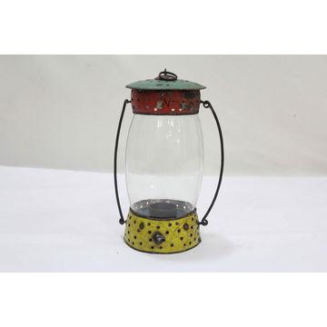 India Iron Lamps