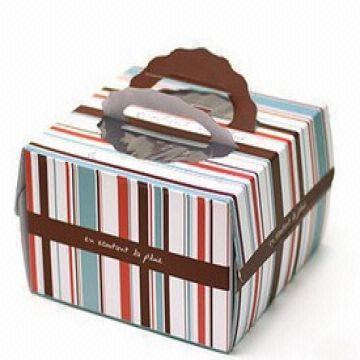 eco friendly custom cake box global sources