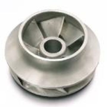 precision cast using lost wax investment casting process for