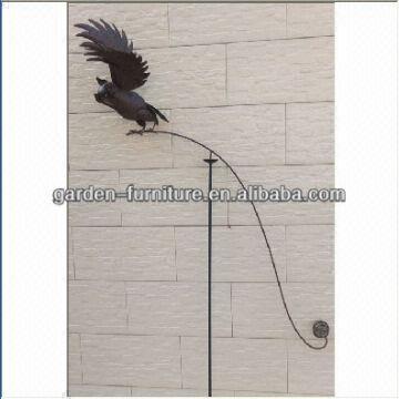 Double Pronged Balance Stakes Flying Owl 52x6 5x77 5 Balancing