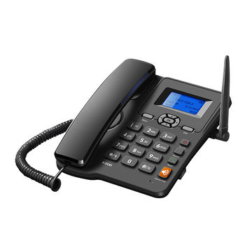 China Fixed wireless phone landline phone with sim card from