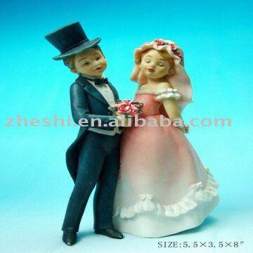 Polyresin Lovers Figure Resin Boys And Girls Crafts Handicrafts
