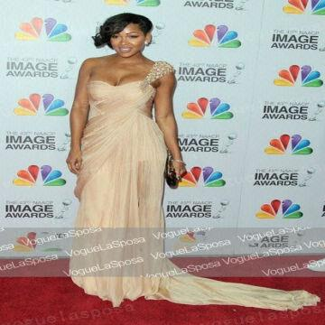 Meagan Good Prom Dress the 43rd Annual Naacp Image Awards Red Carpet ...