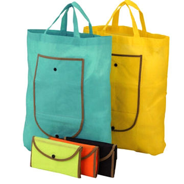 China Non Woven Foldable Ping Tote Bag