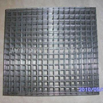 China High Quality Welded Wire Mesh Fence Panels In 12 Gauge From Anping