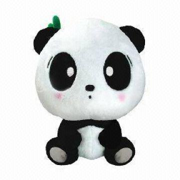 Panda Plush Toy Hong Kong SAR Panda Plush Toy 1f49626bbc48