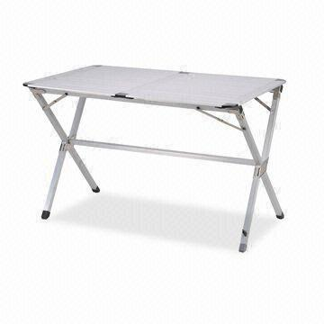 Picnic Table Frame Made Of Aluminum Board Measures X X Cm - Aluminum picnic table frame