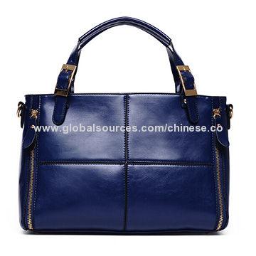 Pu Leather Handbags Hong Kong Sar