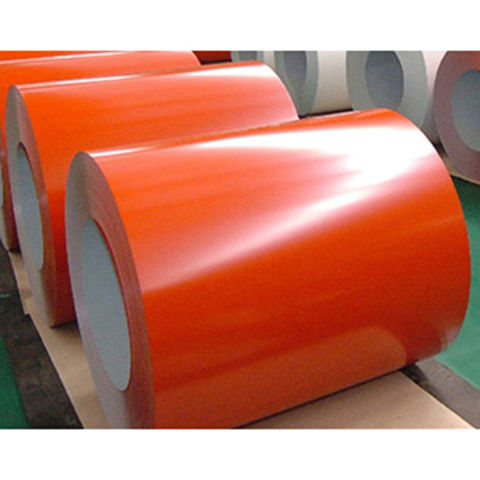 China Roof Sheet Price 04mm Steel Color Coated Sheets Ral Color