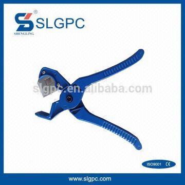 1 plastic hose cutter 2 cardboard tube cutter 3 rubber hose ...