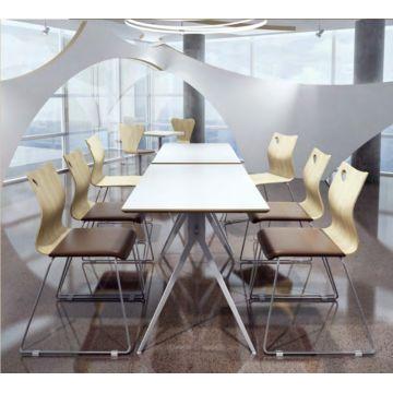 mesa de comedor y silla modernas de los muebles de 4 personas ...