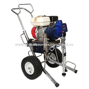 China HYVST Airless Paint Sprayer GPT2700TX Gasoline Airless