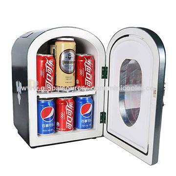 9L electric beer Mini Car home Fridge cooler Refrigerator 110v 12V