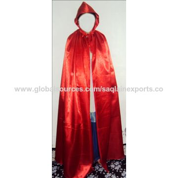 india halloween party vampire hooded cloak cape costumes with mask adult kids gothic fancy dresses
